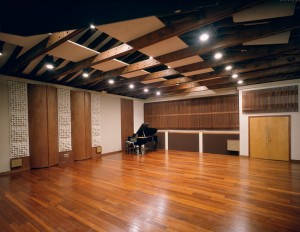 Track Records, North Studio