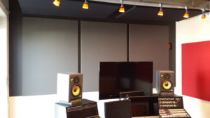 J. Staley Recording Room