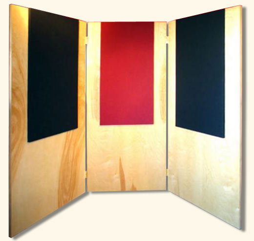 Sensational Easy To Build Vocal Booth Steven Kleins Sound Control Room Inc Largest Home Design Picture Inspirations Pitcheantrous