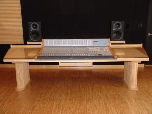 audiomachine, Console