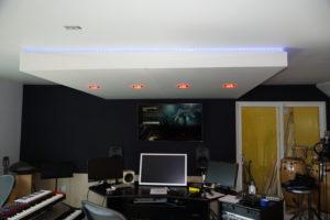 Douek Mixing Room