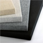 Fabric Wrapped Panel Stock Colors