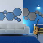 Hex Foam Panel Residential Installation