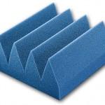 Polyurethane Max Wedge Foam Bass Traps
