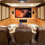 Private Home Theater Project Gallery