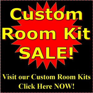 Acoustic Room Kit Sale by Steven Klein's Sound Control Room, Inc.