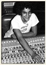 Steven Klein at Criteria Studio B, Circa 1976
