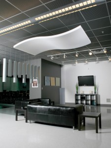 Whisperwave Ceiling Cloud Steven Klein S Sound Control