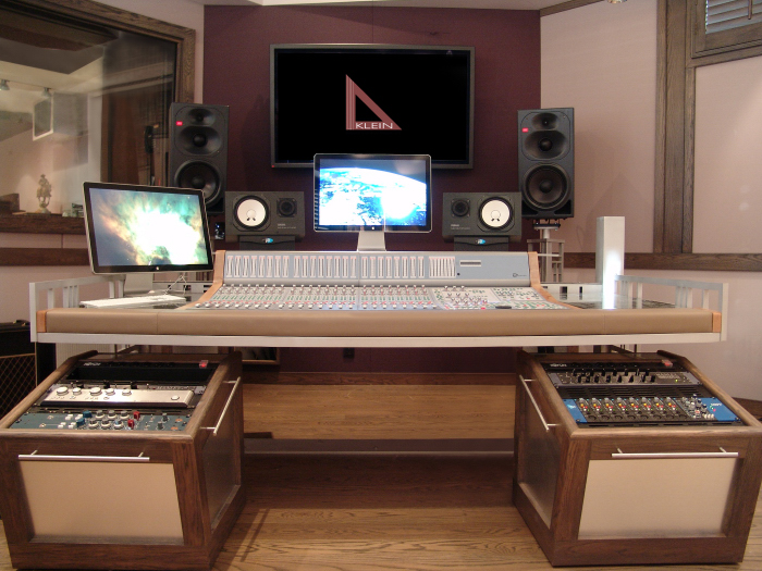 Music Studio Console Desk Furniture