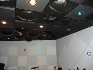 Napster Performance Rehearsal Studio