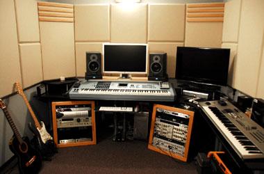 Yamaha Monitor Room Control Small Room