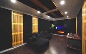 Saddlebow Composer Room