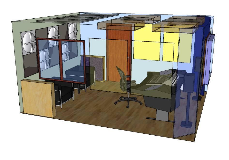 Scr Studio Kit Studio B 12 X 15 Steven Klein S