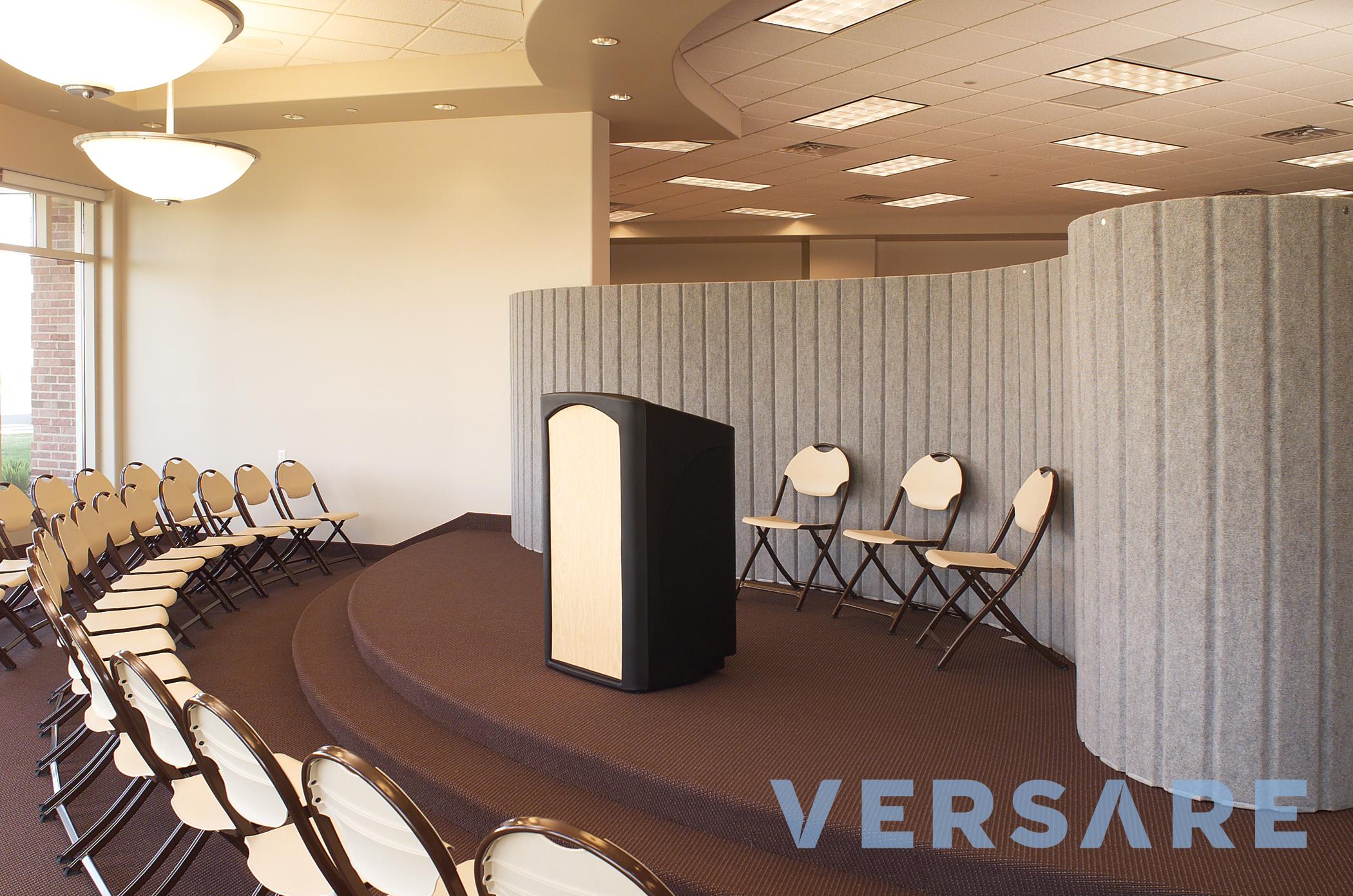 Versipanel Acoustical Room Divider Steven Klein S Sound
