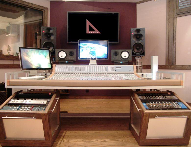 Pleasing Recording Studio Designer Builder Remodel Los Angeles Largest Home Design Picture Inspirations Pitcheantrous