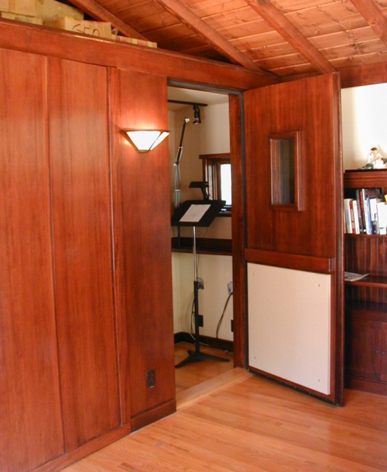 Wayne Yorke: Vocal Booths Custom Built To Fit Your Residential