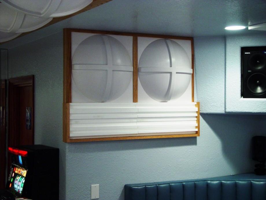 Recording Studio Ceiling Treatment
