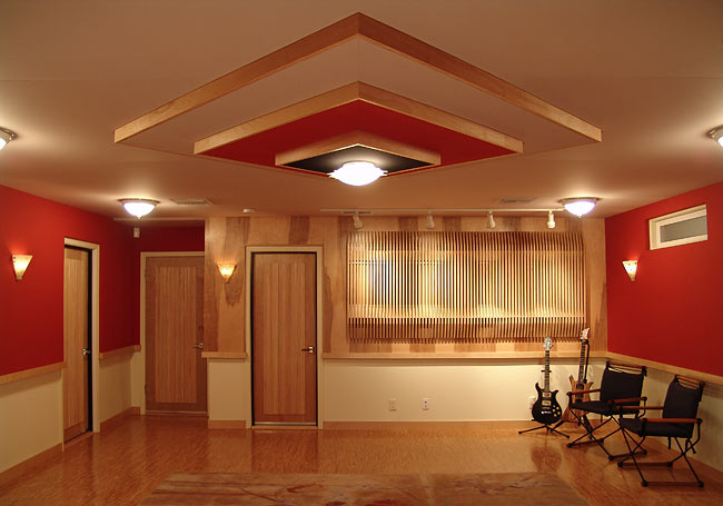 Design Considerations For Recording Studios Steven Kleins Sound