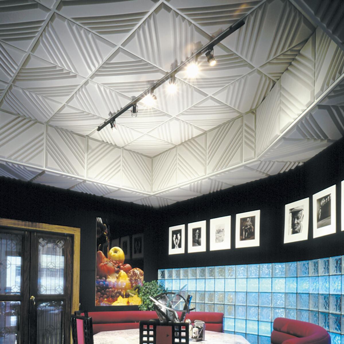 Contour ceiling tiles steven kleins sound control room inc contour ceiling tile installation sample 2 doublecrazyfo Choice Image
