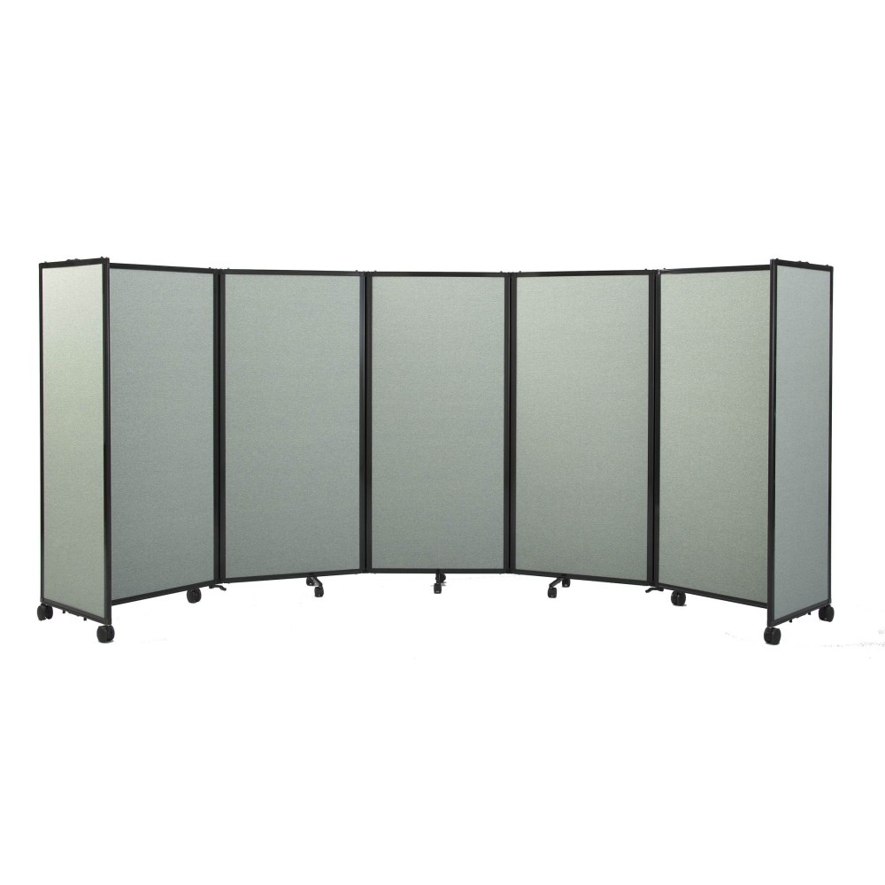 Room Divider 360 Arc Look Green