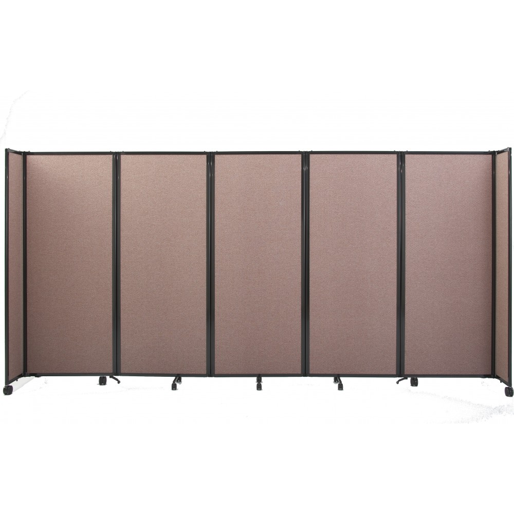 Room divider 360 accordion portable partition steven klein s sound control room inc - Collapsible room divider ...