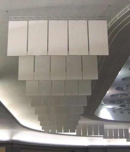 Echo Eliminator Cotton Panel Steven Klein S Sound