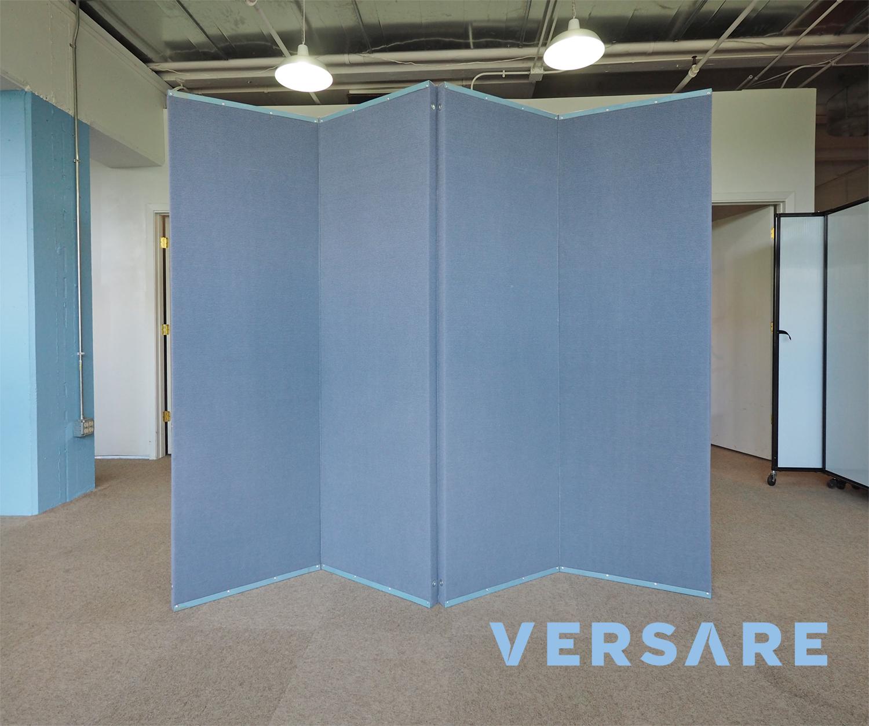 VersiFold Acoustical Room Divider Steven Kleins Sound Control