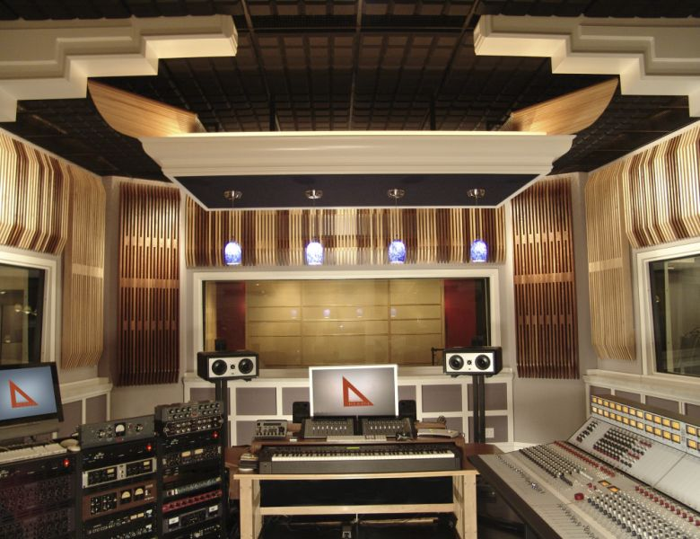 Recording studio designer builder remodel los angeles for How to design a recording studio