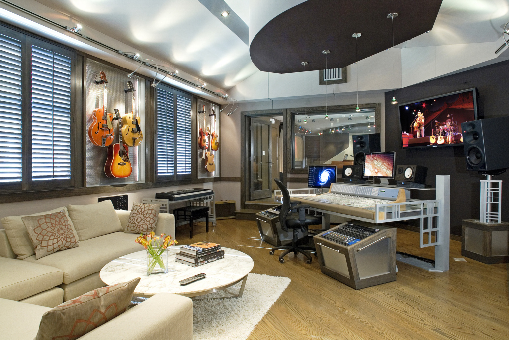 Sea vista steven klein s sound control room inc - Bedroom studio acoustic treatment ...
