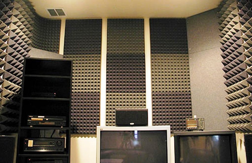 Room Acoustic Insulation : Ritek steven klein s sound control room inc