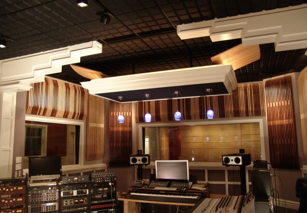 Audiomachine burbank steven klein s sound control room for Exclusive house music