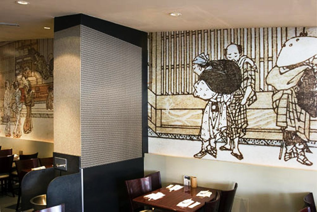 Sushi And Kushi Imai Restaurant Steven Klein S Sound