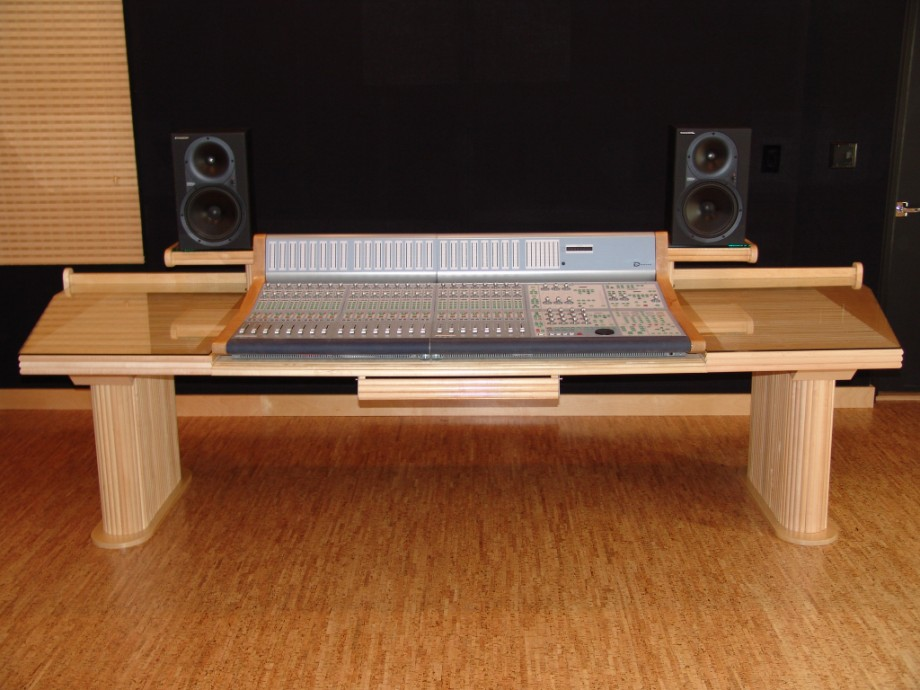Audiomachine Custom Furniture Steven Klein S Sound