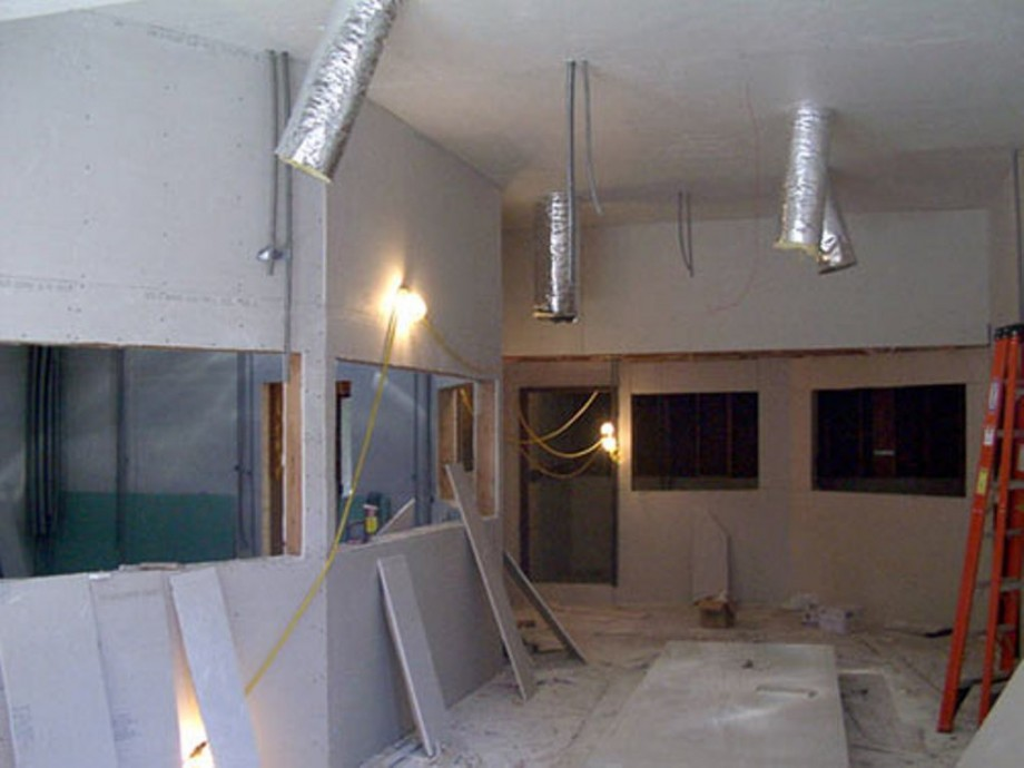 Wall Design Build Inc : M pire recording studio construction photos steven klein